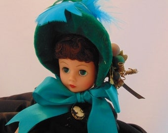 Madame Alexander Scarlett O'Hara Legends Doll