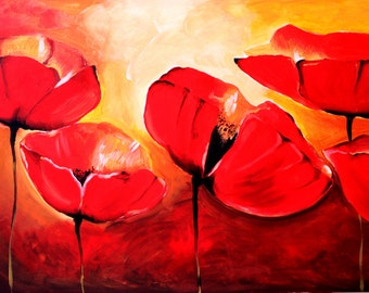 Painting- Red
