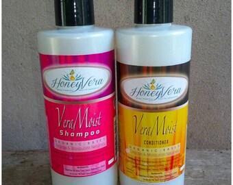 Organic Shampoo and Conditioner Combo