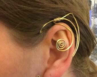 Elven earcuff