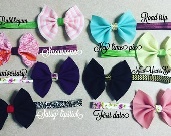 All Things Sweet Headband Collection