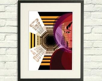 Croydon: A Space Odyssey - A2 Poster Print