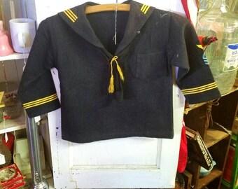 1920's Navy Shirt