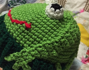 Frog lovers hat