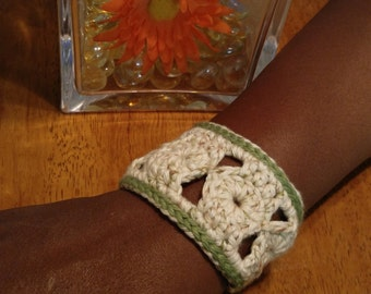 Earth Tones Cuff Bracelet