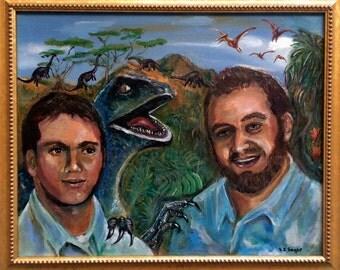 SOLD Jurassic World