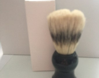 Badger Shave Brush. Men. Soap. Natural. Skincare.