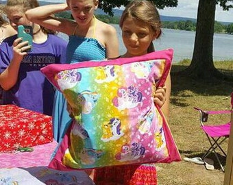 "My Little Pony Pillow (20""x20"")"