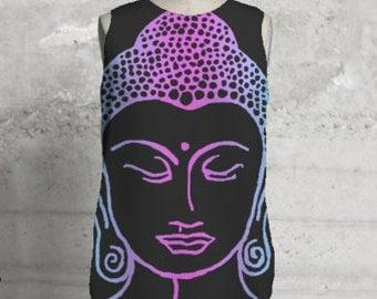 Buddha Glow Sleeveless Top