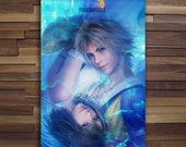 Final Fantasy X - Canvas Print - Poster featured image