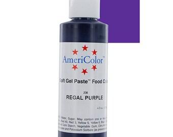 Americolor Regal Purple 4.5oz