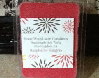 Raspberry Sangria