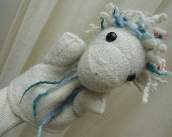 Woolly Sheep Puppet