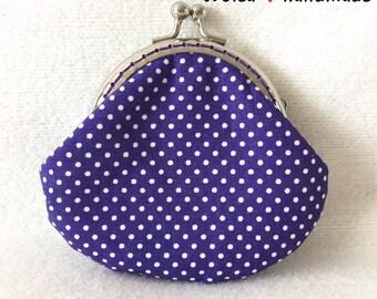 Frame purses/wallet/purse/coin purse/wallet