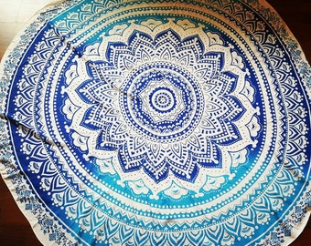 Mandala Mediation Mat