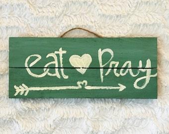 Eat Love Pray