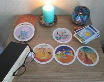 Tarot 3-card email reading