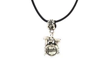 Tibetan Drummers Necklace