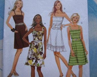 Butterick 5351 Sundress Sewing Pattern 16-24
