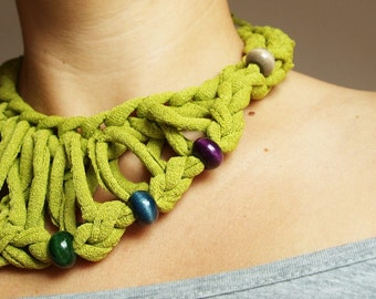 Necklace Eco Nature