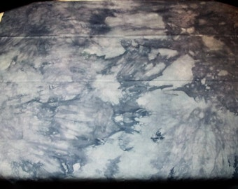 Hand Dyed Fabric 7