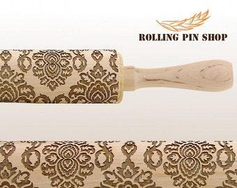 rolling pin design etsy. Black Bedroom Furniture Sets. Home Design Ideas