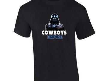 DALLAS COWBOYS T-Shirt Empire Dynasty Fan Inspired T Shirt NEW