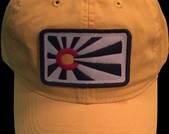 Native 303 Golf Hat - Gold