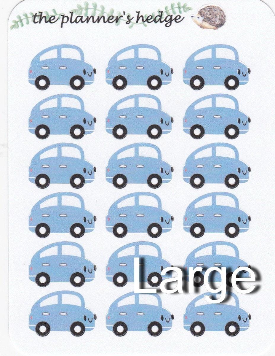 Car Stickers Kawaii -  1 25