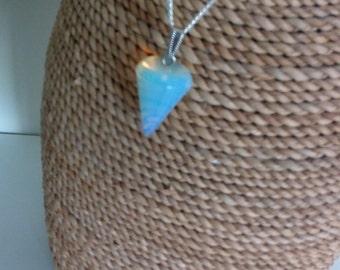 Beautiful Moonstone necklace