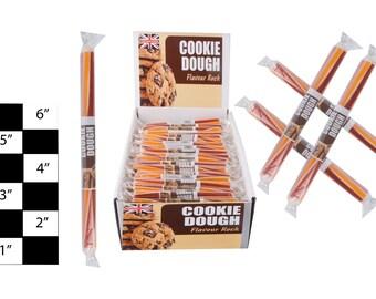 cookie dough rock sticks 10-100