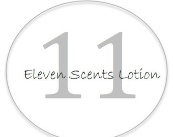 Eleven Scents Lotion (bars/jars)
