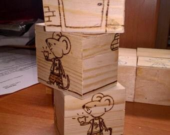 Perez the mouse box