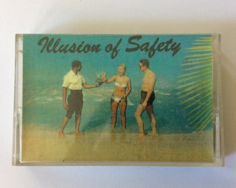 ILLUSION of SAFETY - In 70 Countries cassette (Complacency)