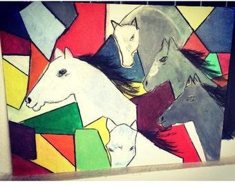 hearts are real wild horses