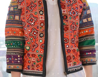 Banjara Embroidered Jacket