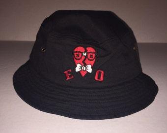 Black E.O Bucket Hat