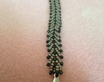 original hand made Barley beaded bracelet