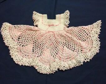 Crocheted Sun Dress