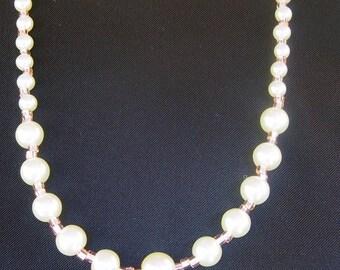 Ivory Swarovski Pearls Wedding Gift set