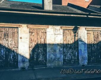 New Orleans, New Orleans Art, New Orleans Decor, New Orleans Print, New Orleans Wall Art, New Orleans House, Louisiana Art, French Quarter