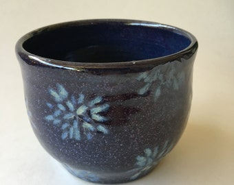 Hand thrown bowl
