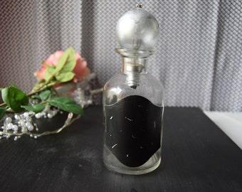 Hand Painted Decorative Perfume Jar