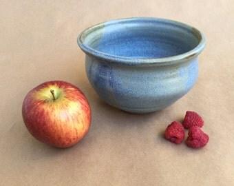 Beach Blue Serving Bowl - Stoneware