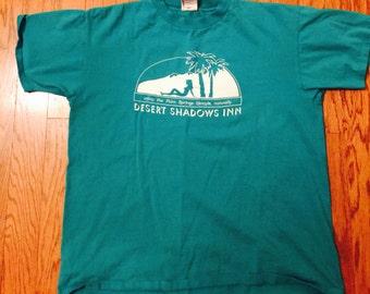 Vintage Desert Shadow Inn shirt