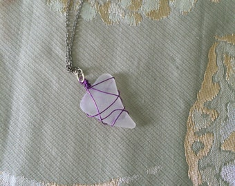 Wrapped Seaglass