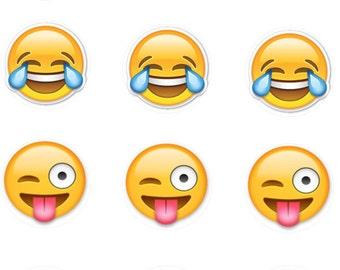 Emoji Edible Images