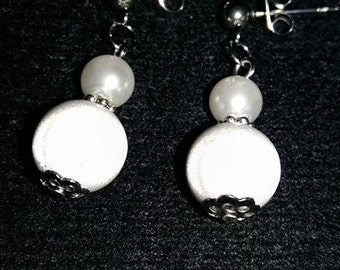 pretty together with white and gray ball