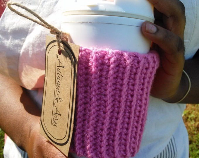 Pink Coffee/Tea Cozy