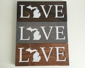 Love Michigan Board